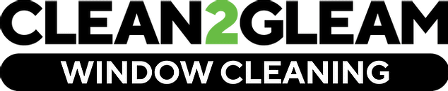 Clean 2 Gleam Window Cleaning company logo